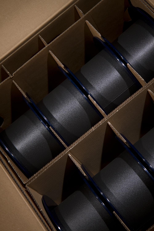 Vakverdeling transportverpakking veilig transporteren