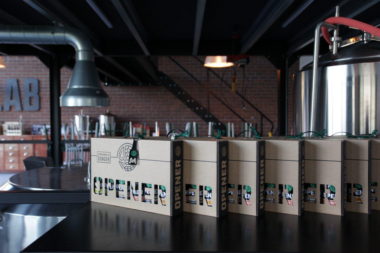 Opener Bier 6-pack geschenkverpakking
